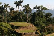 Туристы преодолеют более тысячи ступеней, покрытых мхом. // colombia.travel