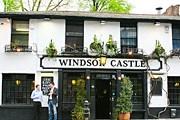 Паб Windsor Castle // thewindsorcastlekensington.co.uk