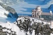 Здесь находится самая высокогорная железнодорожная станция в Европе. // myswitzerland.com