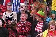 Датский Свеннборг заполонят клоуны. // clownfestival.dk