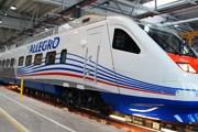 Высокоскоростной поезд Allegro // vr.fi
