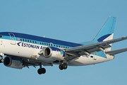 Самолет авиакомпании Estonian Air // Airliners.net