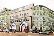 При реконструкции исторический вид фасадов будет сохранен. // wikimapia.org