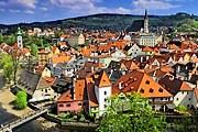 Чехия привлекает туристов. // venividi.ru
