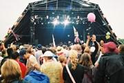 Glastonbury - один из самых крупных фестивалей Великобритании. // gallery.hd.org