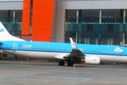Самолет авиакомпании KLM // Travel.ru
