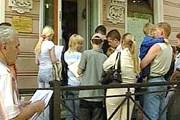 Все больше туристов обращается за визами. // petersburg.rfn.ru