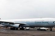 Самолет авиакомпании Cathay Pacific // Travel.ru