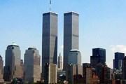Манхэттен до трагедии 11 сентября. // flash-screen.com