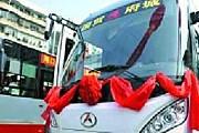 Туристам станет легче ориентироваться в автобусной сети Саньи. // hainanwel.com