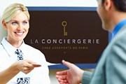 Консьержи помогут туристам сэкономить время. // conciergerie-paris-airport.com