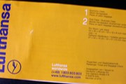 Билет авиакомпании Lufthansa // Travel.ru