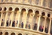 Пизанская башня отпразднует окончание ремонта. // AFP