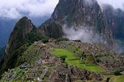 """Мачу-Пикчу называют """"городом в небесах"""" или """"городом среди облаков"""". // Wikipedia"""