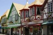 Блуменау - один из городов на маршруте в штате Санта-Катарина. // brazildiversity.com