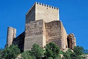Замок Лорки начали восстанавливать. // spain.info