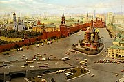 Москва хочет стать более привлекательной для иностранных туристов. // englishrussia.com