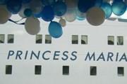 В свой первый рейс паром Princess Maria вышел год назад. // Travel.ru