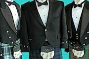 Туристам предложат национальные костюмы. // highlandkiltshop.com