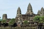 Недалеко от храмового комплекса Ангкор-Ват появится курорт Ангкор-Хиллс. // Yuri Matrosovich