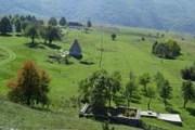 В районе Плужине - все больше мест этнографического отдыха на природе. // panoramio.com