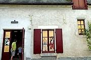 Музей Тинтина находится по соседству с замком Шеверни. // bugbog.com