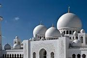 Мечеть шейха Заида Бин Султана Аль Нахьяна в Абу-Даби. // iStockphoto