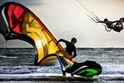Кайтсерфинг в Греции строго регламентирован. // wind-style.ru