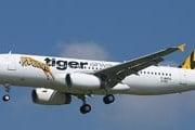 Самолет авиакомпании Tiger Airways // Travel.ru