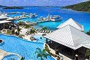 Территория отеля Scrub Island Resort, Spa & Marina // scrubisland.com