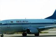 Самолет Belavia в Домодедово // Travel.ru