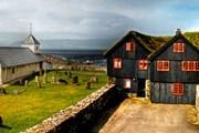 Фарерские острова - автономный регион Дании. // faroeislands.com