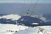 Cамый высокогорный в мире кресельный подъемник находится в Гульмарге. // groundreport.com
