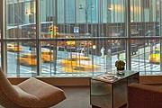 Окна отеля выходят на Лексингтон-авеню. // 48lex.hyatt.com