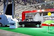 Музей знакомит с историей автокараванов. // campinglaune.de