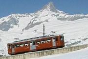 Высокогорный швейцарский поезд // Railfaneurope.com