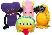 Игрушки от Леди ГаГи // barneys.com