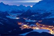 Санкт-Мориц - популярный центр отдыха в Швейцарии. // stmoritz.ch