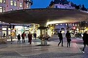 На площади Stureplan расположено множество ночных заведений. // axie.spotlife.se