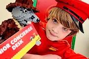 В отеле организуют детскую консьерж-службу. // firstnews.co.uk