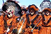 Карнавал проводится с XVI века. // fasnachts-comite.ch