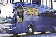 Железнодорожники запустили автобус из Мюнхена в Прагу. // laz.ua