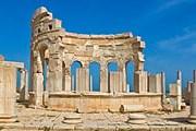 Лептис-Магна – одна из достопримечательностей Ливии. // iStockphoto / Peter Banks