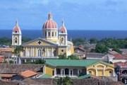 Гранада - один из самых известных городов Никарагуа. // eiu.edu