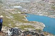 Природа Гренландии привлекает туристов. // greenland-travel.com