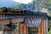 Туристические поезда популярны в Испании. // escapadarural.com