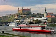 Туристы смогут совершить речную прогулку из Вены в Братиславу. // hotels-in-bratislava.com