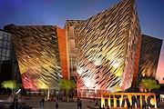 Здание Titanic Belfast // bbc.co.uk