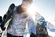 Рука - популярный центр отдыха в Финляндии. // ruka.fi