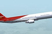 Boeing 767-300 авиакомпании Nord Wind. // avsim.su